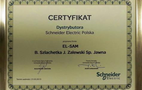 certyfikat-schneider